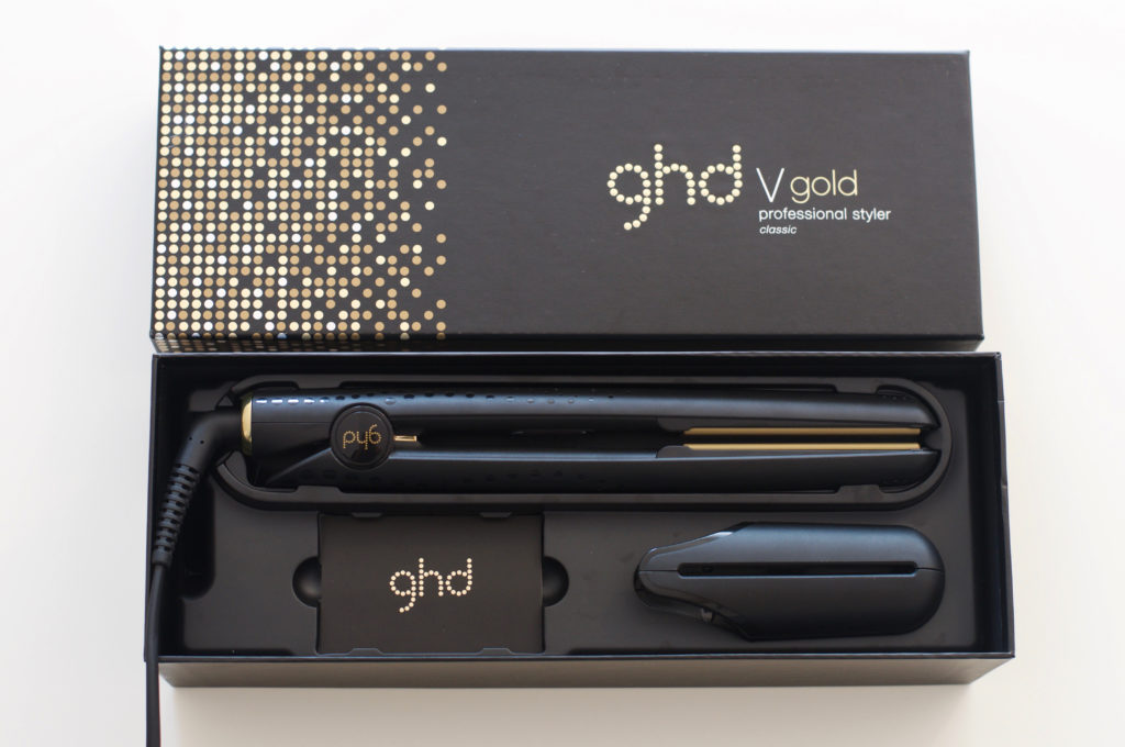 Lieferumfang ghd V Gold Classic Styler